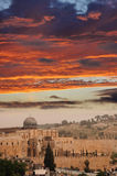 Al-Aqsa Mosque, Jerusalm, Israel. Al-Aqsa Mosque, the thhird holiest place in Islam, Jerusalm, Israel Stock Images