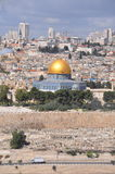 Al-Aqsa Mosque in the Old City of Jerusalem, Israel. Royalty Free Stock Photos