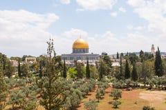 Al-Aqsa Mosque Royalty Free Stock Photos