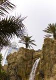Al Arabier van Burj Stock Foto