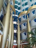 Al Arabier van Burj Stock Fotografie