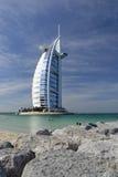 Al Arabier van Burj stock foto's