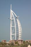 al arabski burj hotel Obraz Royalty Free