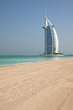 al arabski burj hotel Obrazy Stock
