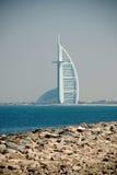al arabski burj hotel obraz stock
