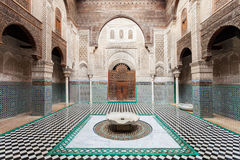 Al Attarine Madrasa Stock Images