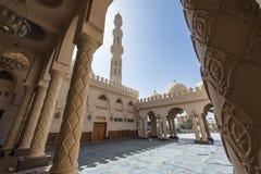 Al Azahar meczet fotografia stock