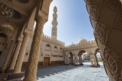 Al Azahar Mosque Stock Photography