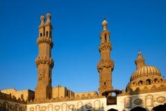 Al azhar清真寺大学 库存照片