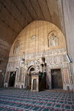 Al-Azhar Mosque. The chief center of Islamic learning in the world, Cairo, Egypt Royalty Free Stock Photos