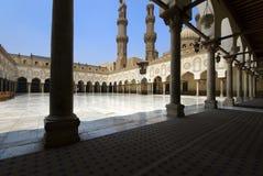 Al-Azhar Mosque Stock Images