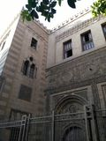 Al Azhar Mosque Lizenzfreies Stockfoto