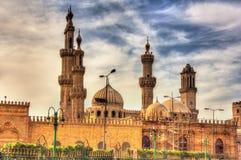 Al-Azhar Mosque in Cairo. Egypt Royalty Free Stock Photos