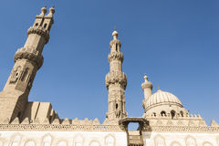 Al-Azhar Mosque, Cairo, Egypt Royalty Free Stock Image