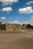Al Azraq Castle ruins Royalty Free Stock Photo