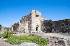 Al Azraq desert castle Royalty Free Stock Images