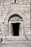 Al Azraq desert castle Stock Image