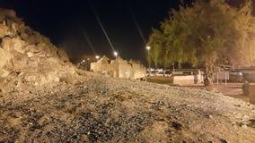 Al_Badhia Masjid Fujaira stock photography