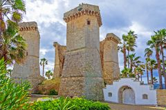 Al Bagno Santa Maria, Apulia, Италия стоковое изображение