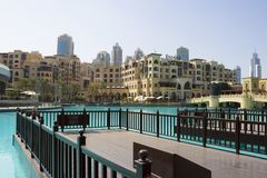 Al Bahar van Souk in Doubai Royalty-vrije Stock Afbeelding