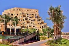 Al Bahr Rixos Bab Стоковое Изображение RF