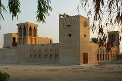 Al Bastakia cultural area, Dubai Stock Image