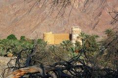 Al Bithna Fort, near Fujaira, Circa 1735 Royalty Free Stock Photography