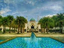 Al Bukhari Mosque, Alor Setar Stock Foto's