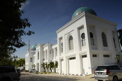 Al-Bukhari Mosque in Kedah Royalty Free Stock Photography