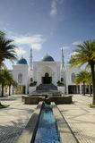 Al-Bukhari Mosque in Kedah Royalty Free Stock Photos