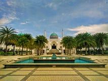 Al Bukhary Mosque, Alor Setar Stock Afbeelding
