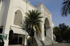 Al Bukhary Mosque in Kuala Lumpur Stock Photography