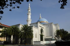 Al Bukhary Mosque in Kuala Lumpur Stock Images