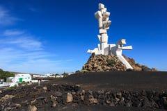 Al Campesino de monument Photos libres de droits