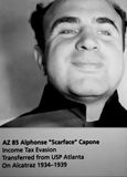 Al Capone Fotos de archivo libres de regalías