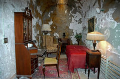 Al Capone Cell Royalty Free Stock Images