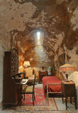 Al Capone cell at Eastern State Penitentiary Stock Photography