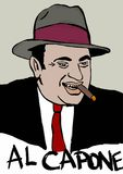 Al Capone Royalty Free Stock Image