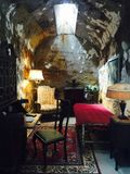 Al Capone's cell. Luxury cell of al Capone in eastern state penitentiary Stock Image
