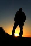 Al cielo Fotografie Stock