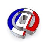Al cittadino - Francia Fotografia Stock Libera da Diritti