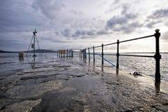 Al Cobb - il Lyme Regis Fotografia Stock