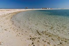 Al Dar Inseln Lizenzfreies Stockbild