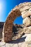 al deir habashi Mar Musa nebek Syria obrazy stock