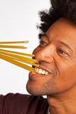 Al dente Stock Photo