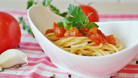 Al Dente, Spaghetti, Dish, Cuisine Stock Photos