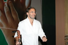 Al di Meola Royalty Free Stock Photos