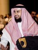 Al effasy mishary rashid回教族长 免版税图库摄影