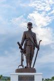 Al ejército tailandés real construyó a rey Monkut Rama IV Foto de archivo libre de regalías