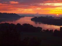 Al este del río Vistula Imagen de archivo libre de regalías